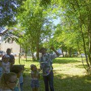 Trains pédagogiques (groupes d\'enfants)