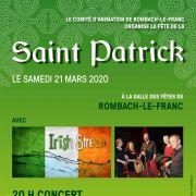Bal Folk de la Saint-Patrick