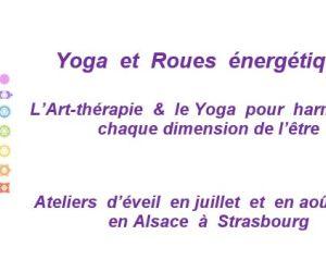 Yoga & Roues énergétisques à Strasbourg