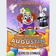 Les aventures d\'Augustin le clown magicien