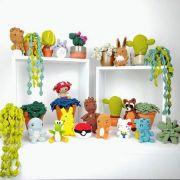 Atelier de crochet d\'art