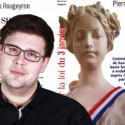 Pierre-Yves Rougeyron en dédicace