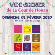 3e Vide Grenier de La Cour de Honau