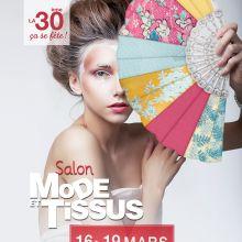 30ème Salon Mode & Tissus 2017