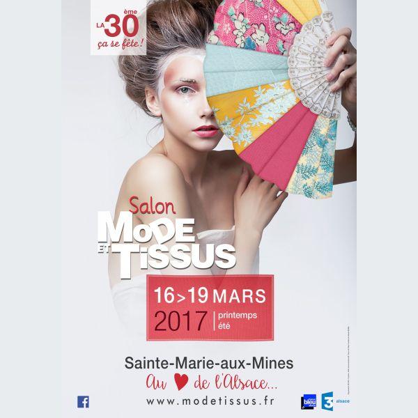 30 me salon mode tissus 2017 sainte marie aux mines th tre municipal - Salon du patchwork sainte marie aux mines ...