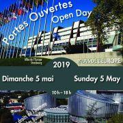 Portes ouvertes au Palais des droits de l\'homme et au Palais de l\'Europe