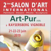 Salon d\'Art international Art-Pur