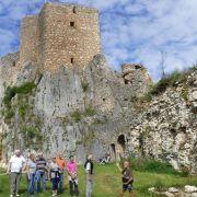 Le Landskron, de château féodal à prison d'Etat