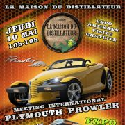 Meeting Plymouth Prowler Expo Car
