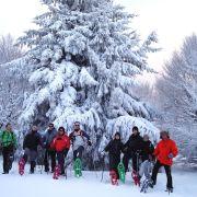 Balade raquettes à neige