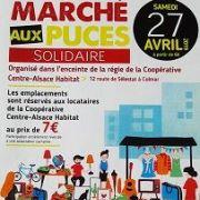 2e Marché aux Puces Solidaire