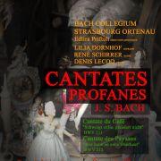 Chœur de Saint-Guillaume : Cantates profanes