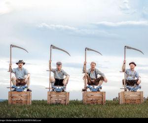 Alpin Drums Der Berg groovt ! / Le Groove de la Montagne !