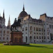 Les coulisses du Parlement hongrois