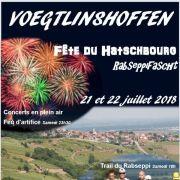 Fête du Hatschbourg