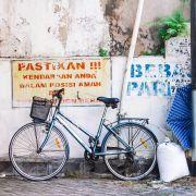 Sur les chemins de Damas à vélo - plaidoyer pour le cyclotourisme