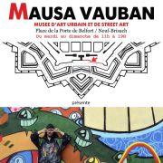 Le précurseur catalan PEZ au MAUSA Vauban