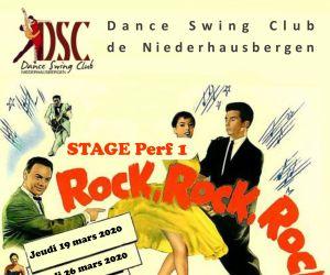 Stage de Rock\'N\'Roll  Perf 1