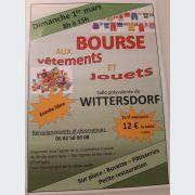 Bourse aux vêtements et jouets de Wittersdorf
