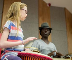 Atelier duo adulte/enfant - Percussions africaines - 6/11 ans
