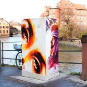 Visite conférence : aux origines du graffiti à Strasbourg