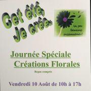 Journée spéciale Créations Florales