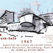 UFR de Math-Info 1967