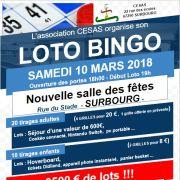 Loto bingo CESAS