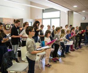 Atelier duo adulte/enfant - Chant choral - 6/11 ans