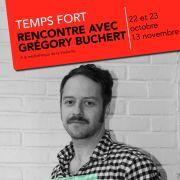 Atelier d\'écriture avec Grégory Buchert : D\'un lieu à l\'autre