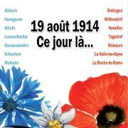 « 19 août 1914, ce jour-là… »