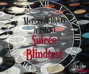 Soirée Blind Test
