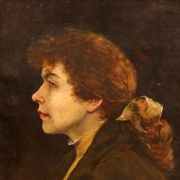 Sophie Schaeppi, la muse de Théodore Deck ?