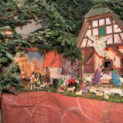 Sentier des crèches - Noëlies 2018