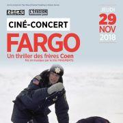 Ciné-concert : Fargo (Un Thriller des Freres Coen)