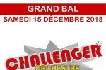 grand bal anime par l'orchestre challenger