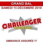 Grand Bal animé par l\'Orchestre Challenger