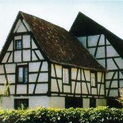 Evolution de l\'habitat et bâtiments remarquables de Zimmersheim