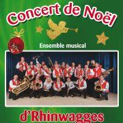 L\'Ensemble Musical d\'Rhinwagges à la Cathédrale