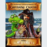 Les aventures extraordinaires du Capitaine CROCHU