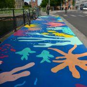 Visite La Krut\' x Street art