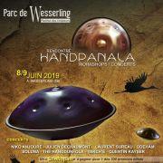 Rencontre Handpanala à Wesserling - Deux jours de musique autour du Handpan