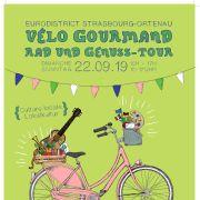 Vélo Gourmand 2019 de l\'Eurodistrict
