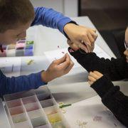 Visites-ateliers pour les 7-12 ans : Au fil des insectes