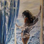 Exposition de peintures à l\'huile
