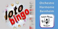 loto bingo de l'orchestre d'harmonie de beinheim