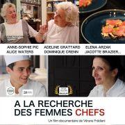 A la recherche des femmes chefs - Ciné débat