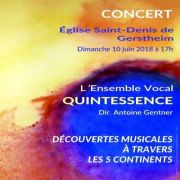 Ensemble Vocal Quintessence