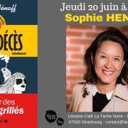 Rencontre avec Sophie Hénaff : Art et décès, Poulets grillés 3