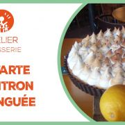 Atelier Pâtisserie : tarte au citron